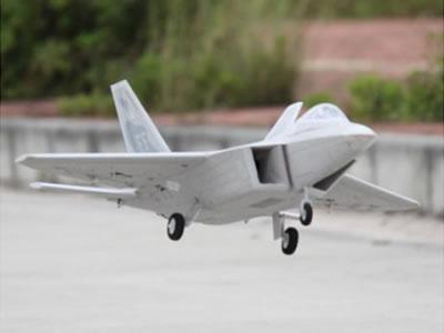 Freewing F-22 Raptor 64mm EDF Jet PNP RC Airplane cheap