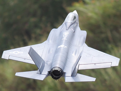 Freewing F35 Lightning II V2 70mm EDF Thrust Vectoring Jet Rc airplane